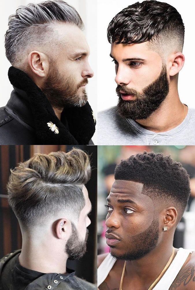 Men's Mid Fade Haircuts and Hairstyles