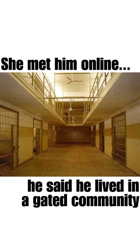online prison dating