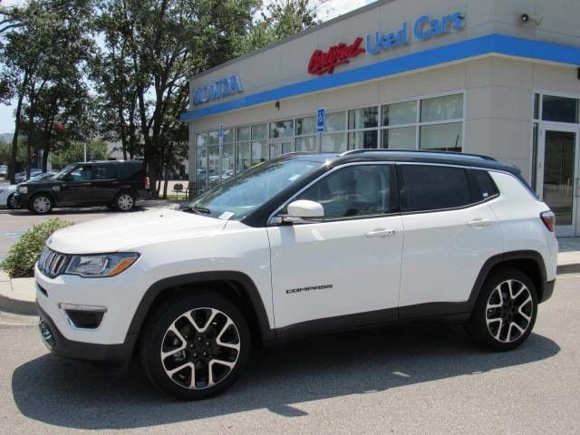 Used 2018 Jeep Compass For Sale In Baton Rouge La Cargurus