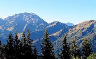 trekking de bernard: Tour de Valpelouse : cueillette de myrtilles et de...