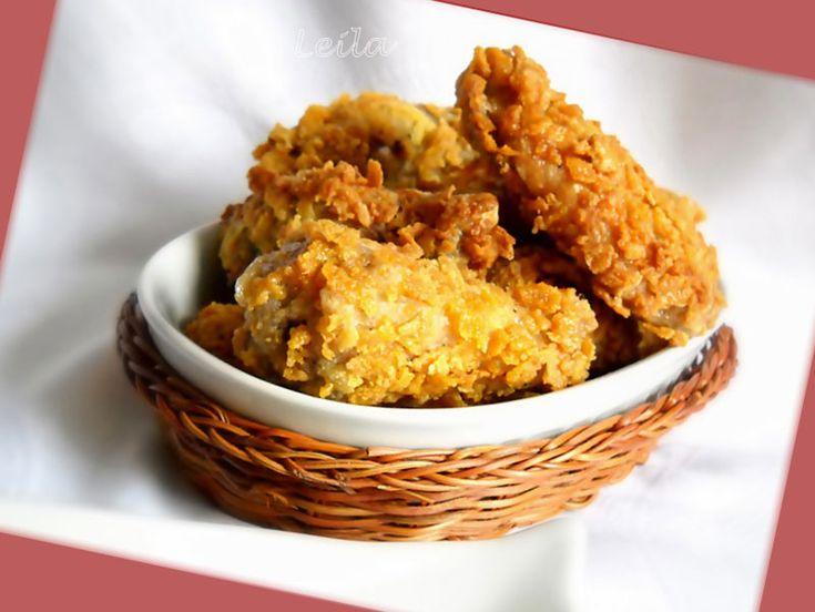 Aripioare pane cu fulgi de porumb - Retete Culinare - Bucataresele Vesele