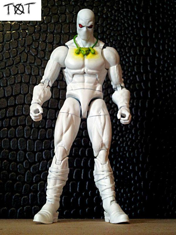 White Tiger (Marvel Legends) Custom Action Figure