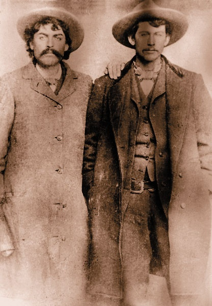 Fred Waite and Henry Brown fought many a battle alongside William Bonney, aka Billy the Kid, in the Lincoln County War.