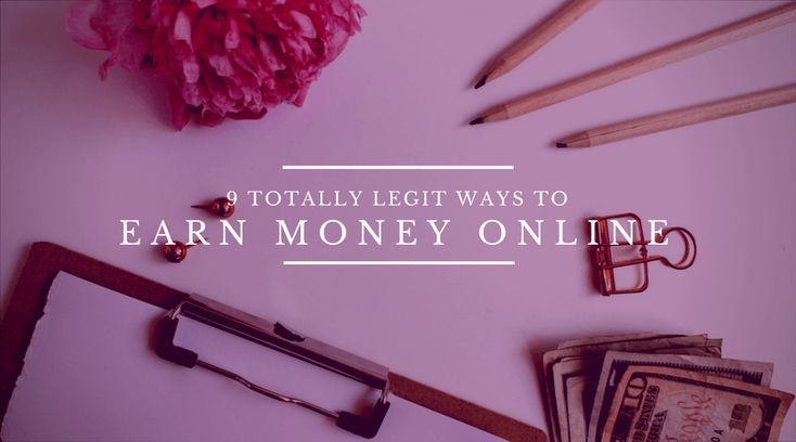Are you in need of some extra cash? Why get a second job when you can earn money online and from the comfort of your own home?