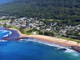 Coledale Beach | Thirroul Attraction