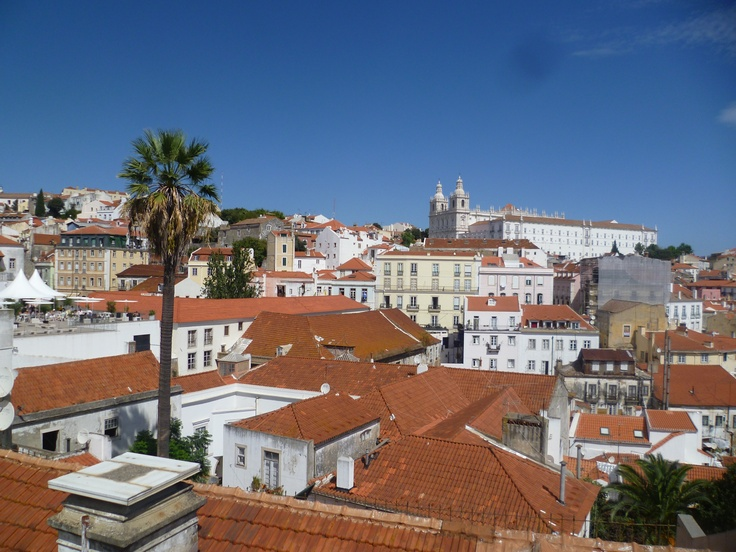Lisbon was the first foreign city I ever visited. It was love at first sight! #Lisbon