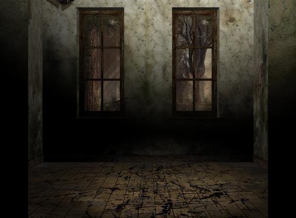 photoshop empty backgrounds horror abandoned diorama mockingclappintwo