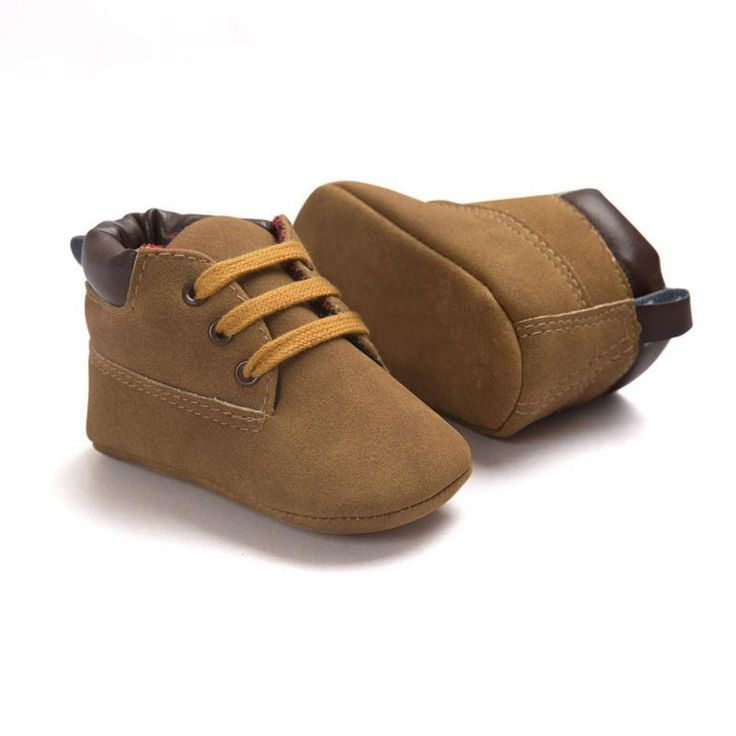 The Harley Boot in Brown