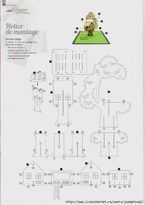 Les 131 meilleures images à propos de kirigami sur Pinterest - Realiser Un Plan De Maison
