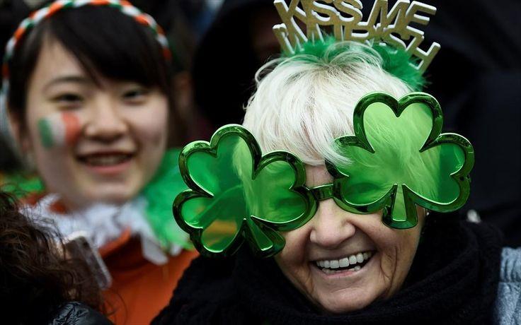 Δουβλίνο: Παρέλαση για τη γιορτή του Αγ. Πατρικίου