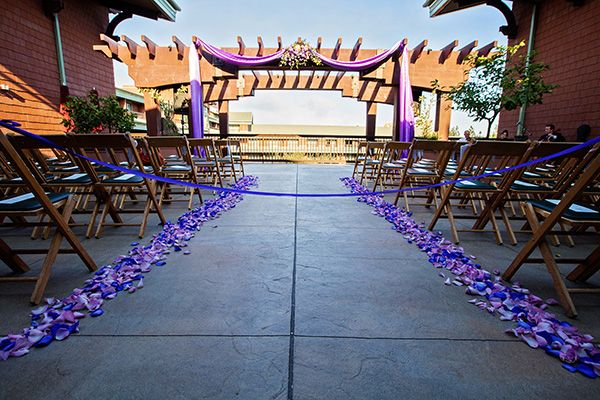 Purple Delight Decor On The Top Floor Of Disney S Grand Californian Hotel Spa At Parkview Terrace Location Spotlight Pinterest