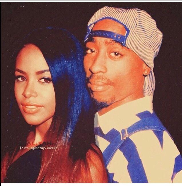 Aaliyah & 2Pac - RIP