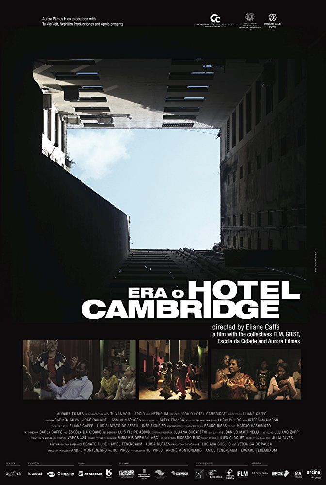 Era o Hotel Cambridge (2016)