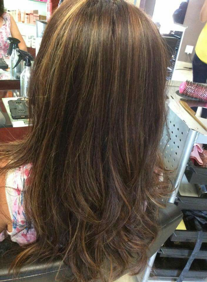 beautiful colour done by Leoni