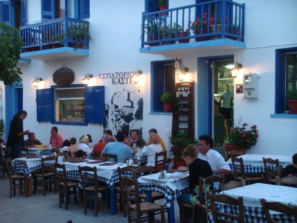 Alonissoshotels.gr   Εστιατόριο Το Κάστρο Αλόννησος  Restaurant The Castle Alonissos