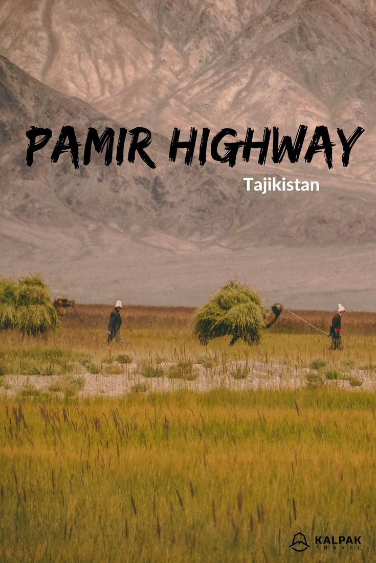 Pamir Highway, Tajikistan, Central Asia #travel #pamirhighway #tajikistan #centralasia #adventure