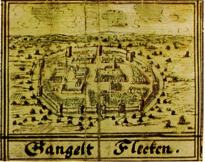 Gangelt, Germany  where GM spent his boyhood  Mercator, The Man who Mapped the Planet by Nicholas Crane
