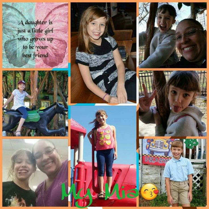 My Mia ~ National Daughter Day