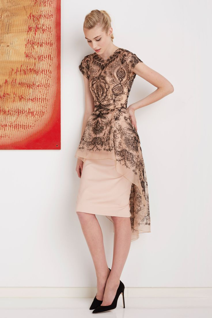 � 17 - The Cut Pre-Fall 2015   Lela Rose Collection