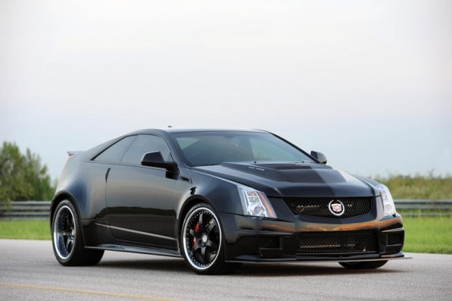 2013 Hennessey Cadillac CTS-V Coupe VR1200 Twin TurboBoldride.com - Pictures, Wallpapers