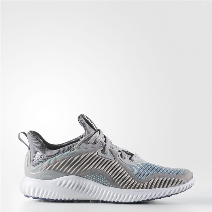 Adidas alphabounce Haptic Shoes Multi Solid Grey   Running White Ftw