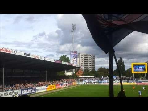 FOOTBALL -  Holstein Kiel Support beim Spiel gegen den MSV Duisburg (3. Liga 2013/2014) - http://lefootball.fr/holstein-kiel-support-beim-spiel-gegen-den-msv-duisburg-3-liga-20132014/