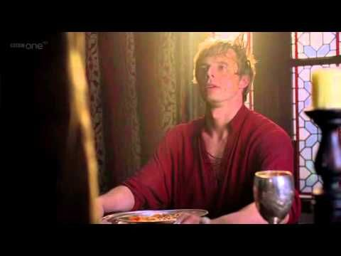 Merlin and Arthur - The wrong side of the table