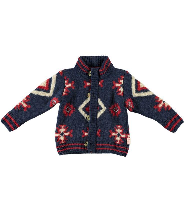 Tootsa MacGinty Summit Chunky Knit Cardigan