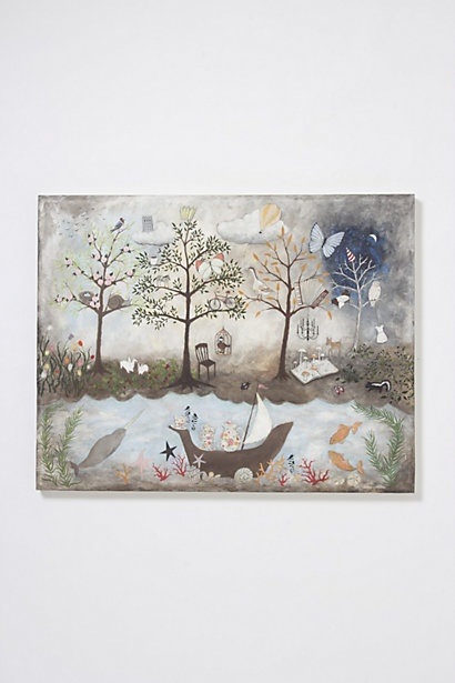 Enchanted Forest By Rebecca Rebouche Anthropologie