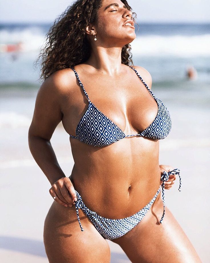 Bikini tits gif