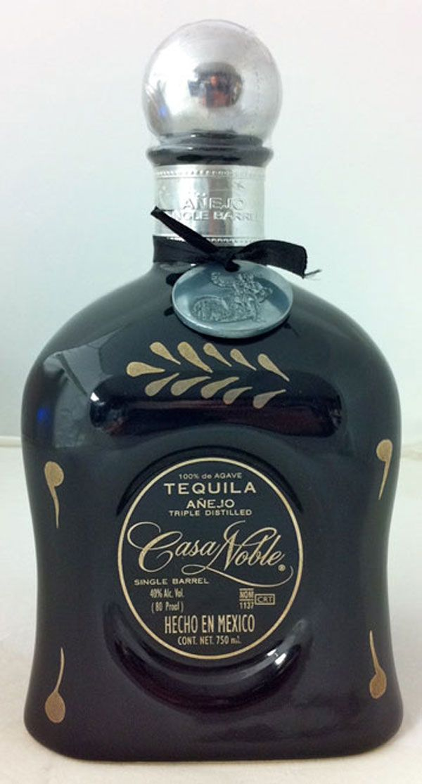 Casa Noble Single Barrel Extra Anejo Tequila. 19 years in the making...