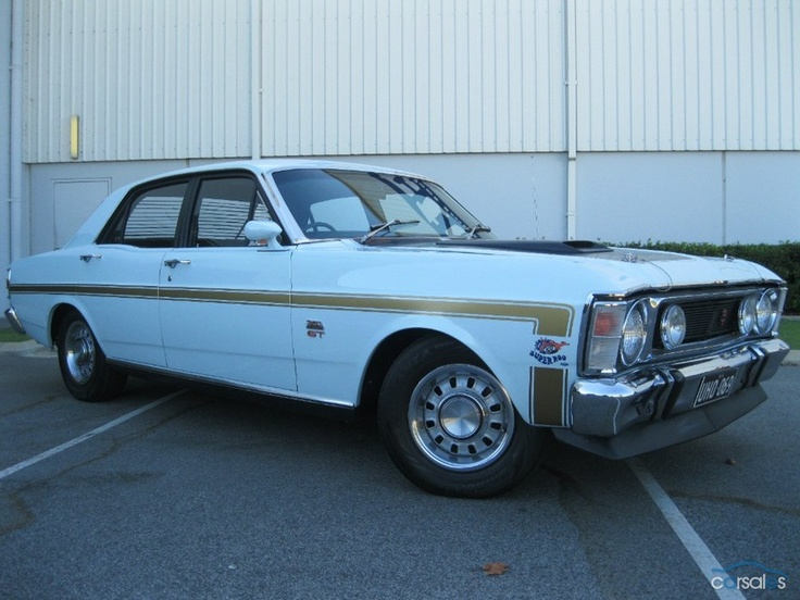 1969 Ford Falcon XW GTHO Phase I