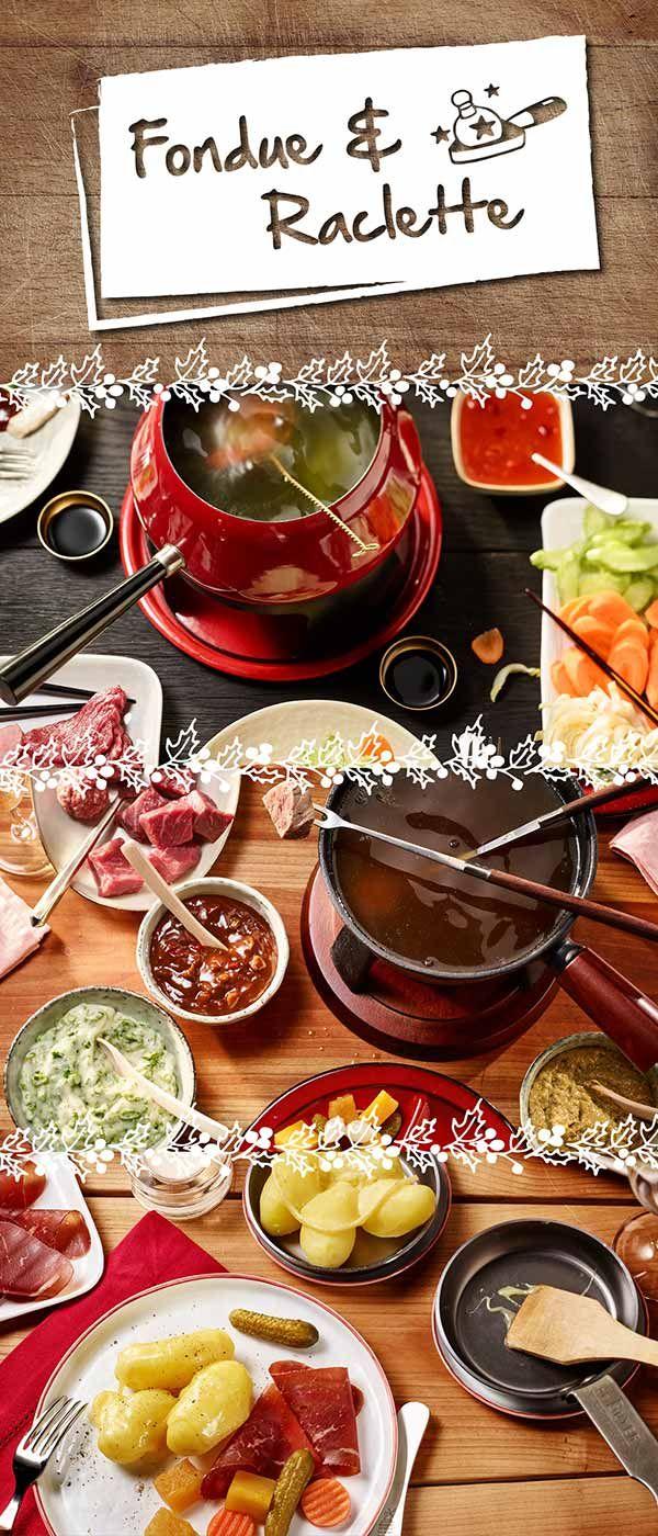 Auf der Suche nach kulinarischen Silvester-Ideen? Dann seid ihr bei uns goldrichtig! Hier findet ihr außergewöhnlich tolle Inspirationen zu eurem Fondue und Raclette - nicht nur für den Silvesterabend. Wir wünschen euch einen genussvollen Start ins neue Jahr.