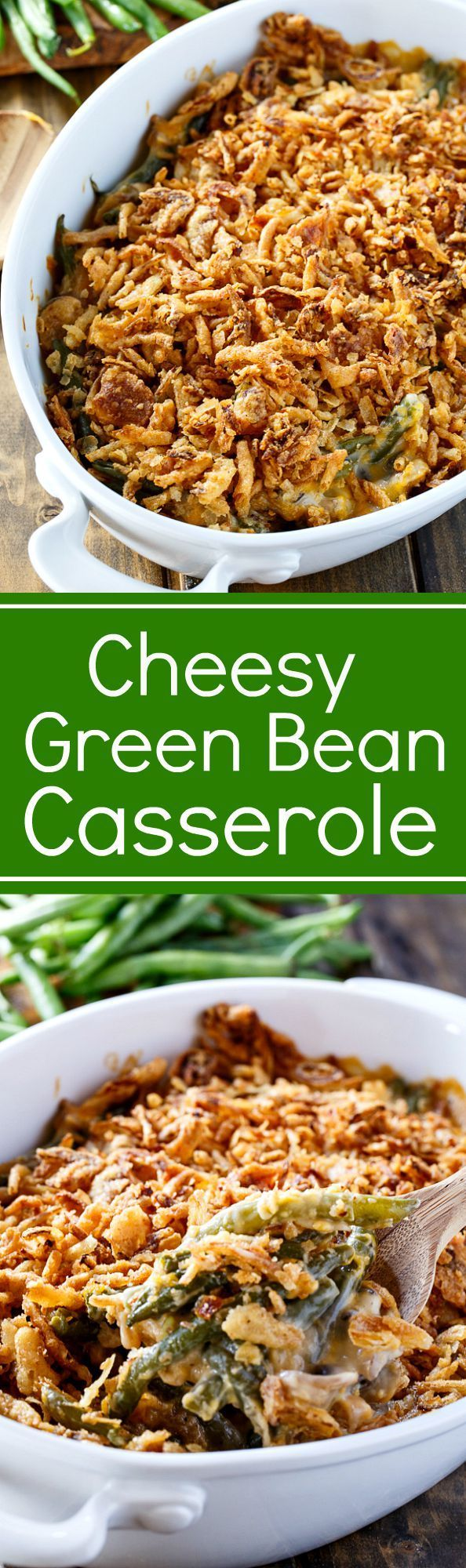 This traditional casserole made with cut green beans, cream of mushroom soup, and French fried onions is the perfect addition to your holiday downloadsolutionles0f.cf: 3.