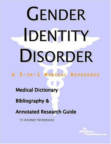 Gender Identity Disorder PDF - http://am-medicine.com/2016/04/gender-identity-disorder-pdf.html