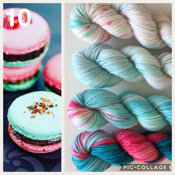 Yarn kit no. 10