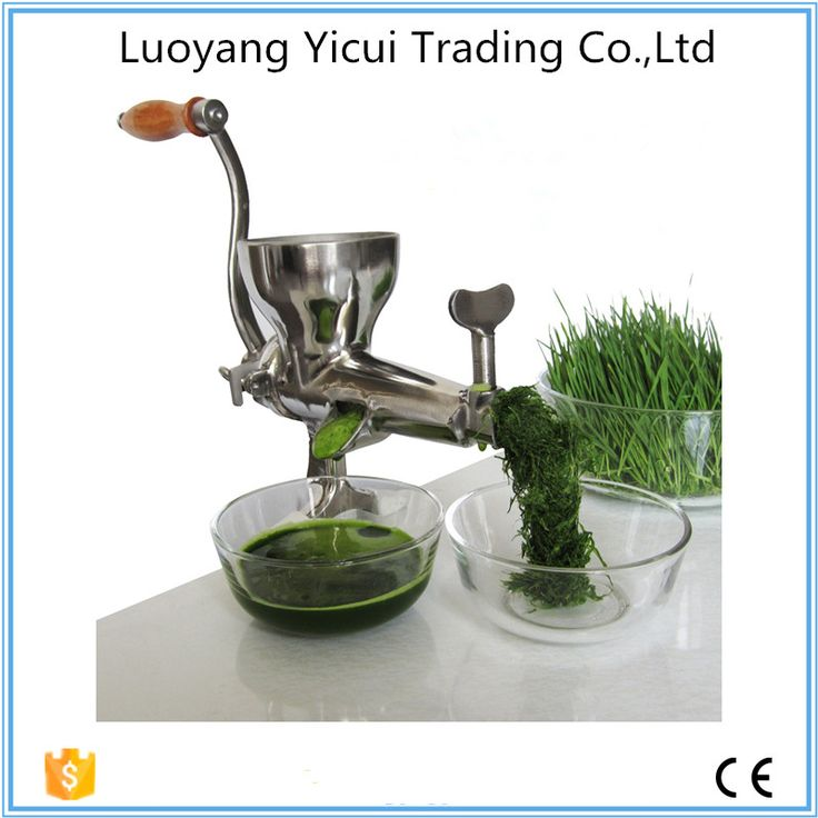 Small and light manual citrus juicer suit for different ages