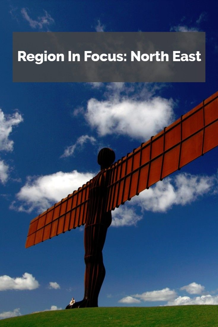 Here's our new post on the North East of England, rugged home of castles, moors and Hadrian's Wall...