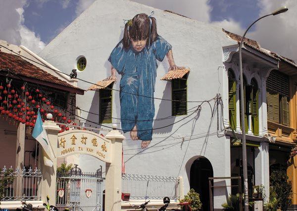 30+ Awe-Inspiring Graffiti Street Art Paintings From Around The World  – Ing and John's Street Art and International Street Art