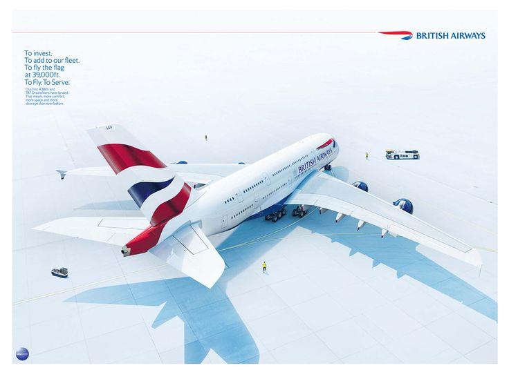 British airways concept campaign