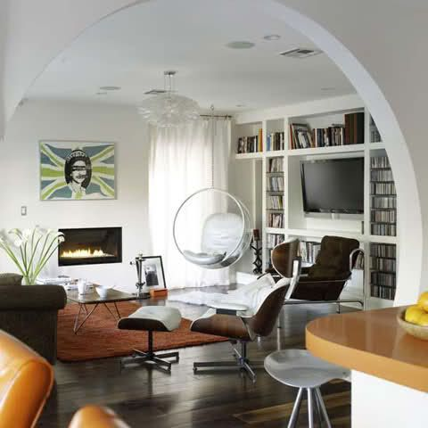 eames lounge chair   that hanging bubble chair. 22 best Greater Columbus Apartments for Rent images on Pinterest