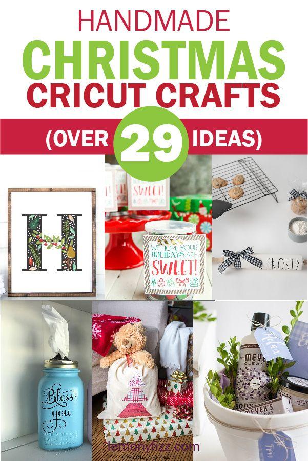 Christmas Craft Ideas To Make With Your Cricut Or Easypress In 2020 Christmas Crafts Fun Christmas Crafts Handmade Christmas Gifts