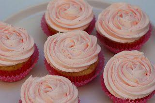 Magnolia Bakery Copycat Recipes: Strawberry Cupcakes