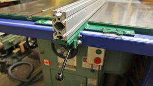 Extruded Aluminum Table Saw Fence