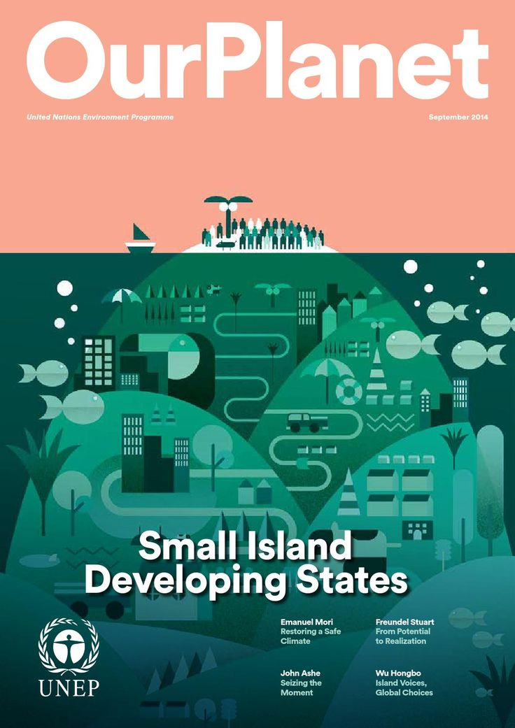 ISSUU - Our Planet: Small Island Developing States by United Nations Environment Programme