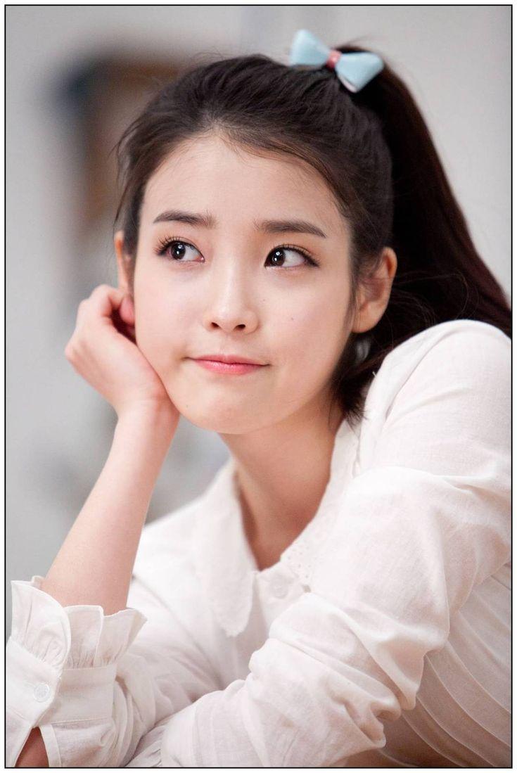 Lee Ji Eun (IU) on @dramafever, Check it out!