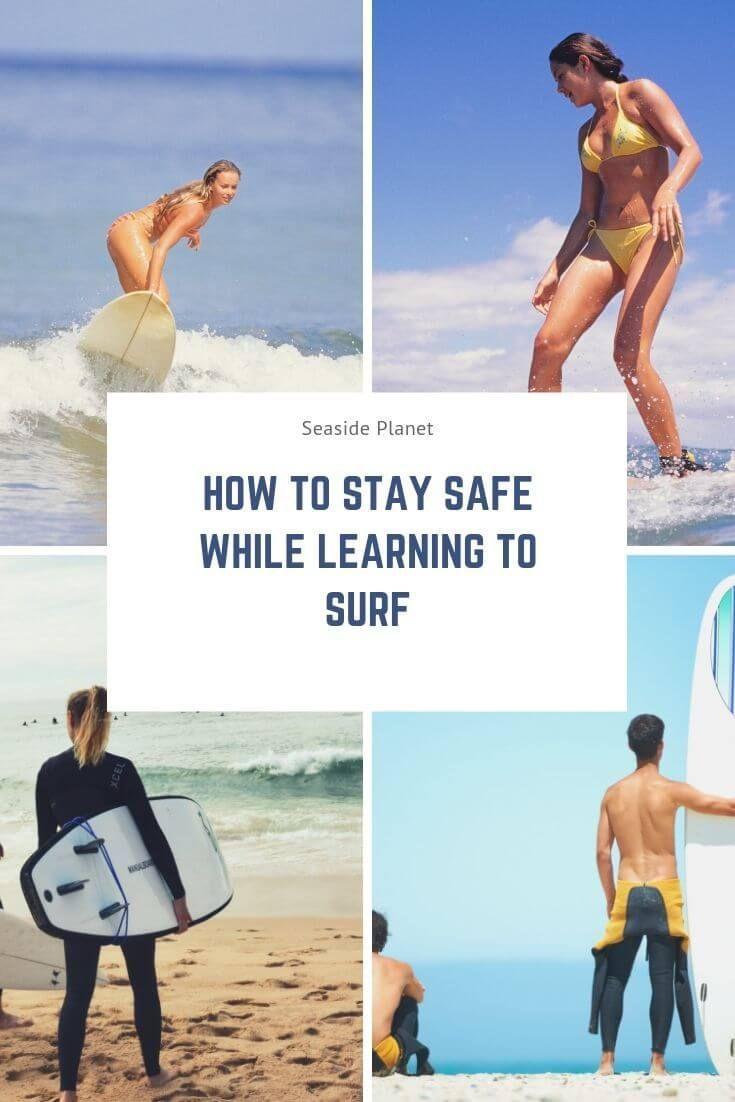 Surfing Safety Guide Everything Beginners Need To Know Surfing Waves Surfing Surf Training