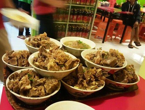 Bakso rusuk di Bandung #delicious #food #meatball #indonesianfood