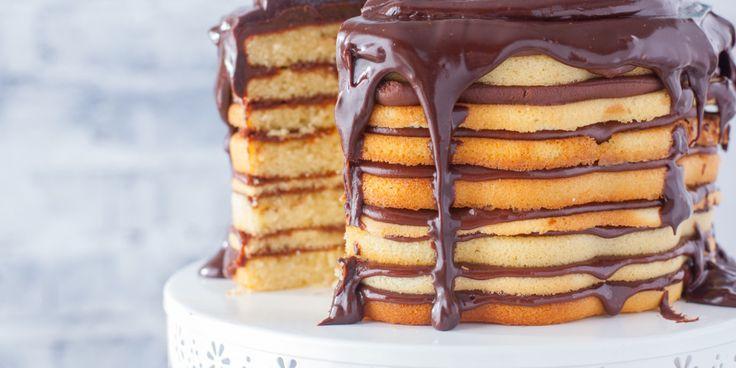 Smith Island Ten-Layer Cake Recipe - Genius Kitchen