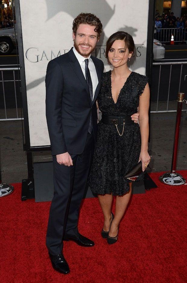 Richard Madden est marié à Jenna-Louise Coleman (Doctor Who saison 7)